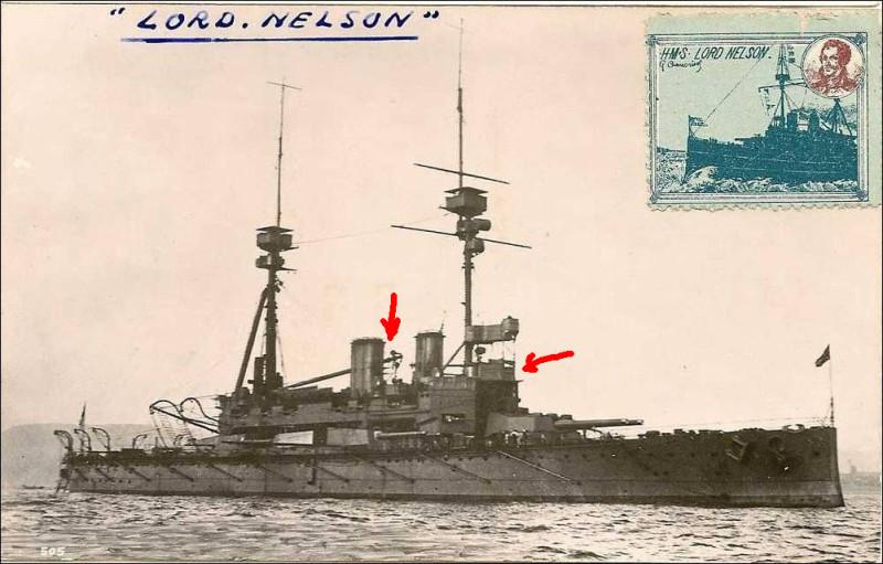 Agamemnon in 1910