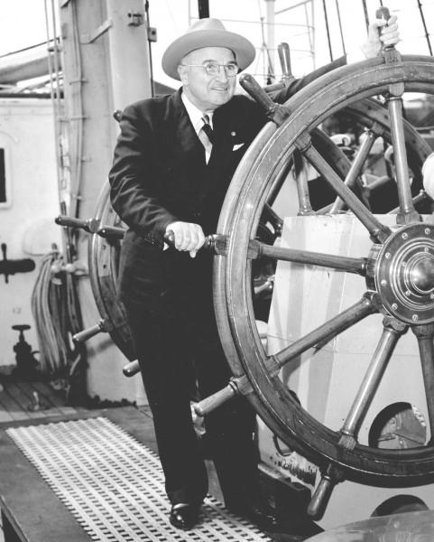 Eagle - Pres. Truman