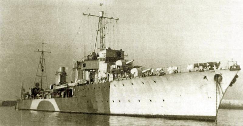 Jaguar in Boulogne 10-1939