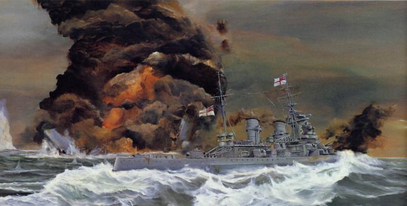 Battle of Denmark Strait
