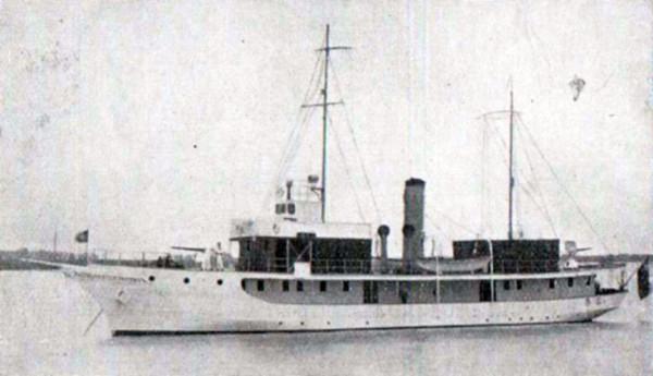 Гуншэн (с 1930 - Цинтянь) в 1929.jpg