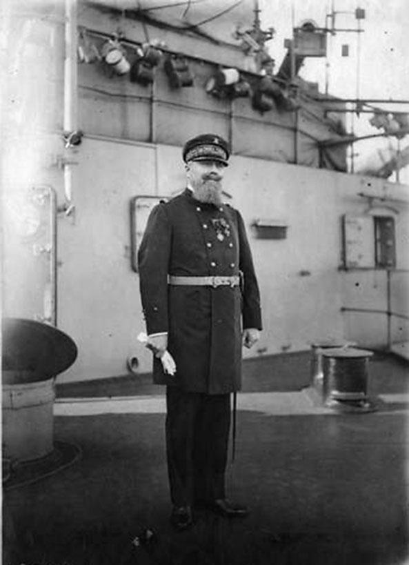 Героический командир Голуа