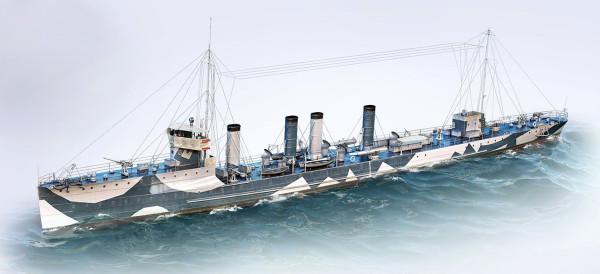 Смит, DD-17