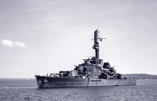 Vainamoinen in 1944