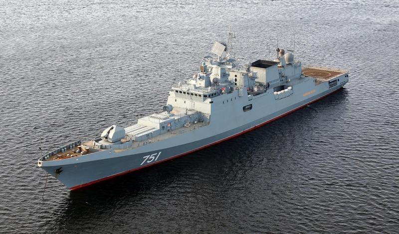 О современном облике ВМФ РФ