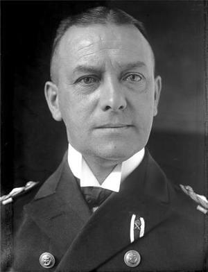 Об адмиралах Кригсмарине
