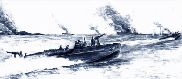 Китайские торпедные катера