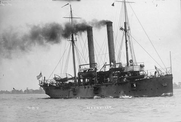 Американские канонерские лодки (14)