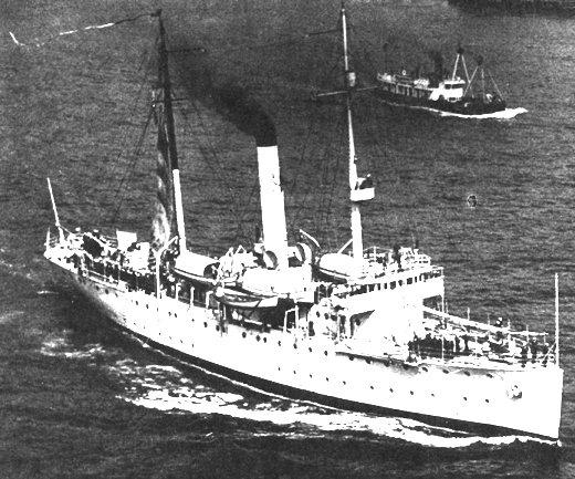 Американские канонерские лодки (18)