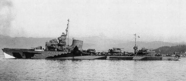 Ascari alla Spezia nel 12-1941