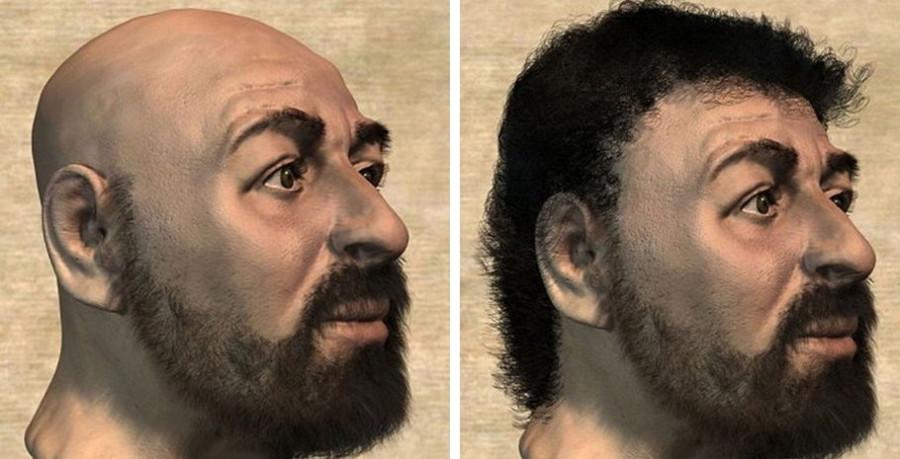 Как выглядел иисус христос фото