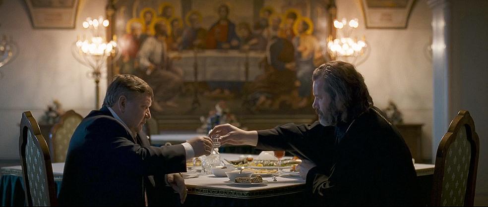 Тайная вечеря по-русски