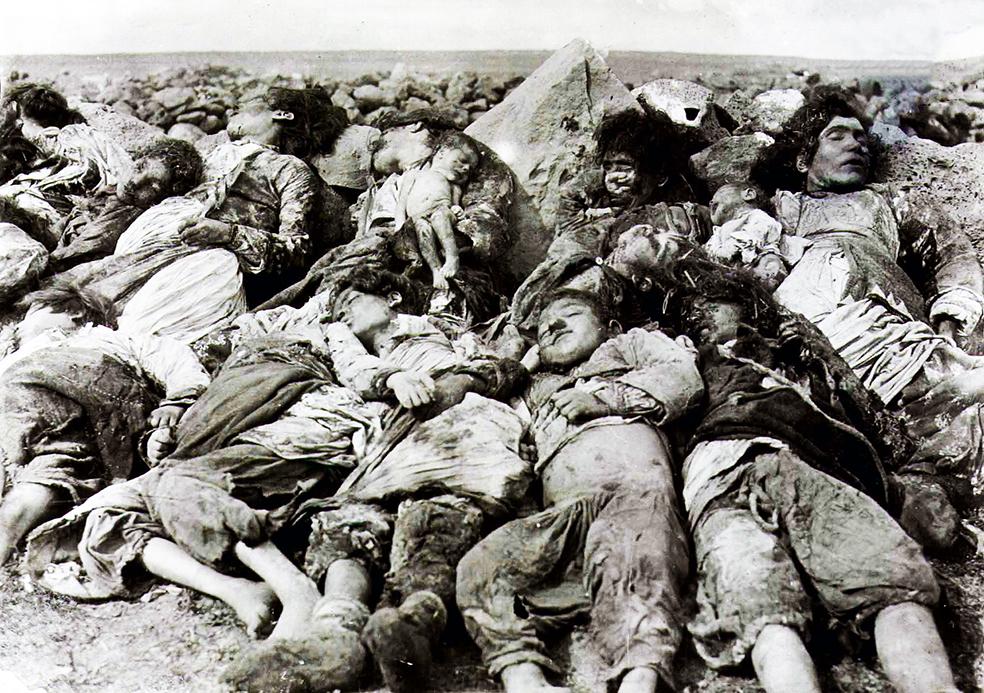 Задокументированные армянские жертвы