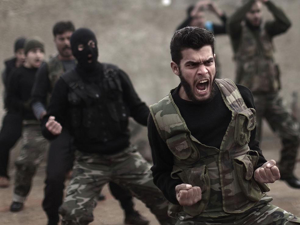 Курды требуют своего