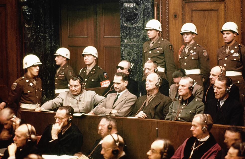 Нацики в Нюрнберге