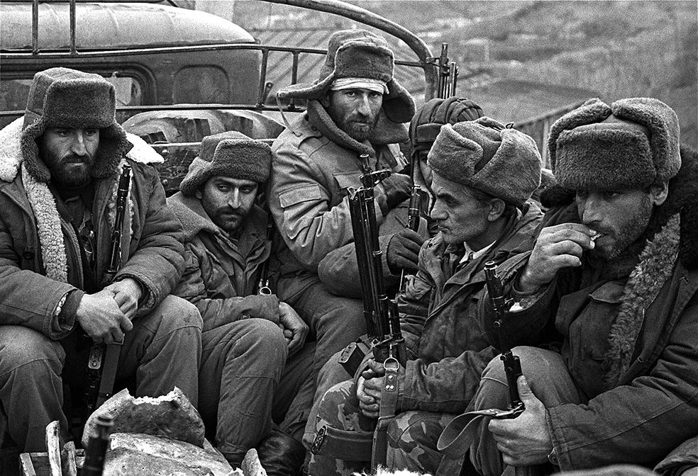 Азеры наготове