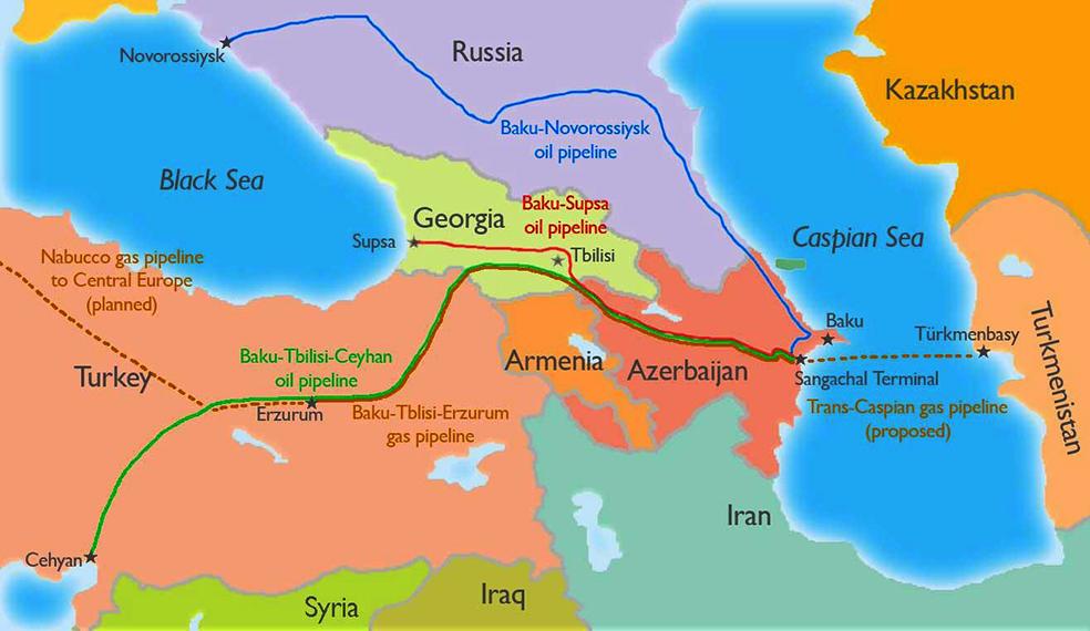 Куда угодно - только не к армянам