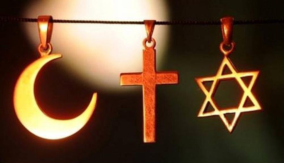 Все религии одной верёвочкой связаны