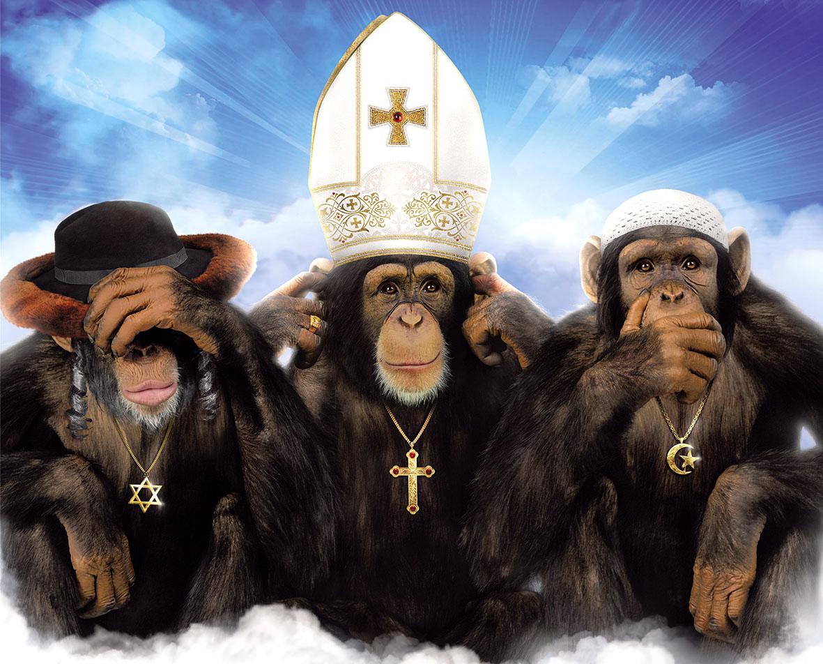 Опиум для обезьян