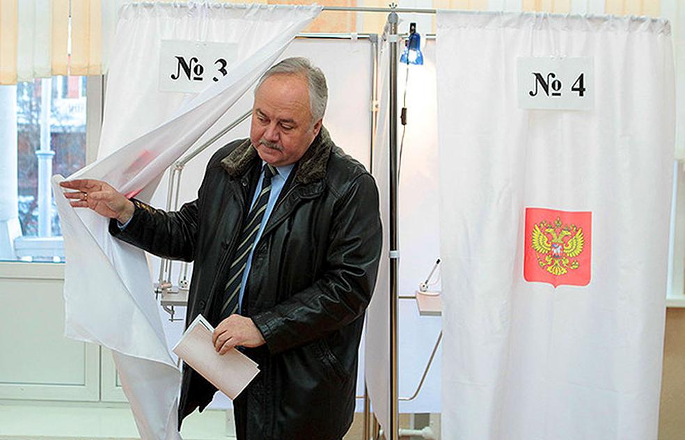 Угадай, за кого проголосовал Ермаков
