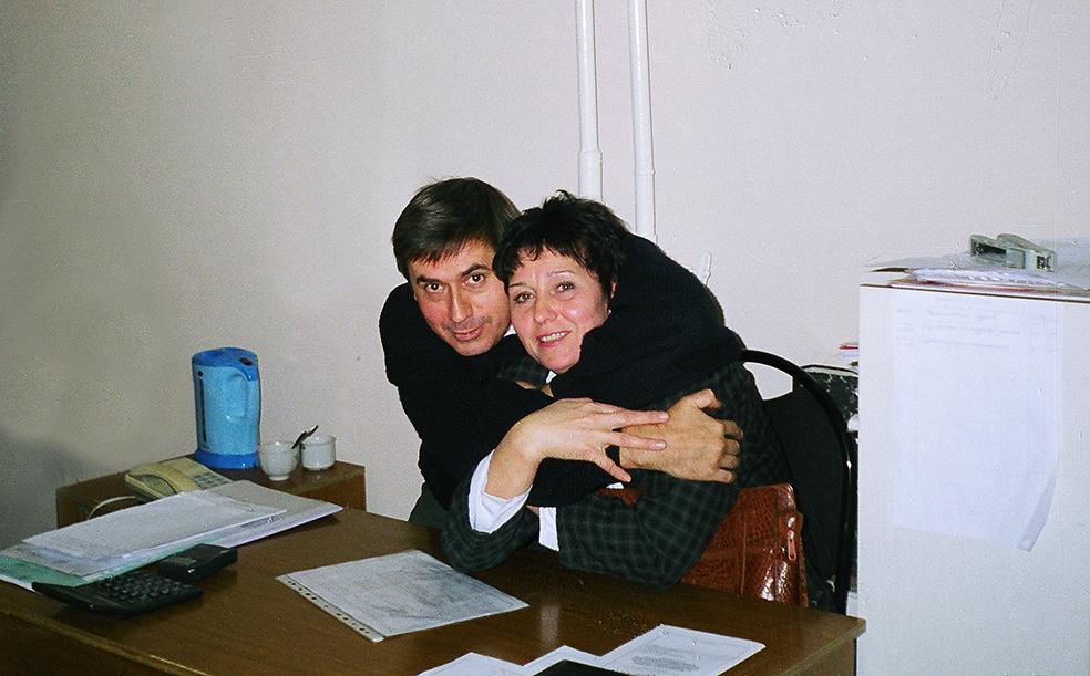 Алексевна и её виртуальный сводник