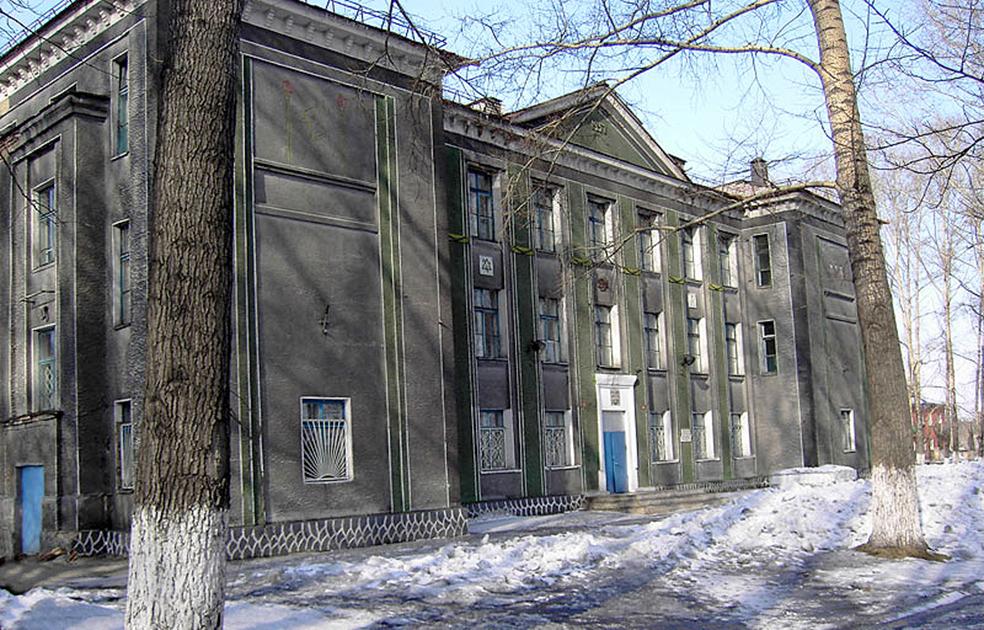 Школа времён моего ученичества