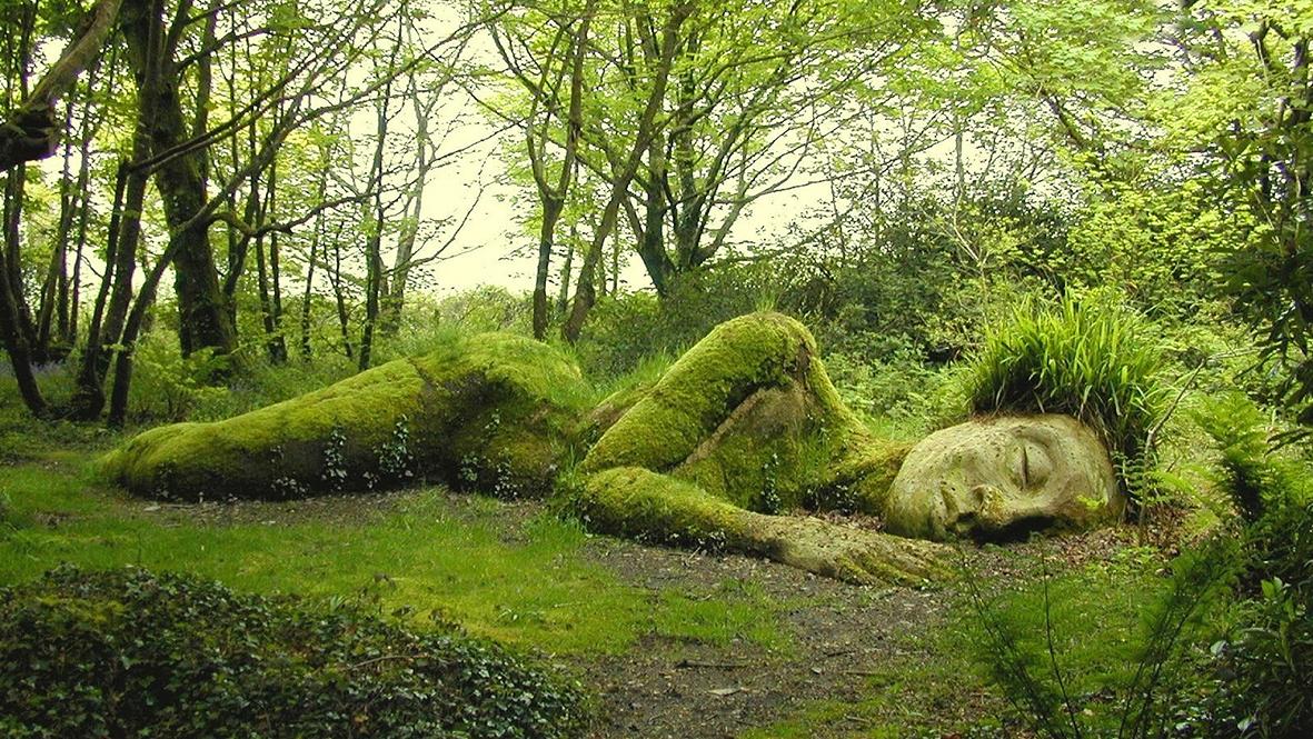 Земля, как баба, - надо будить и пахать