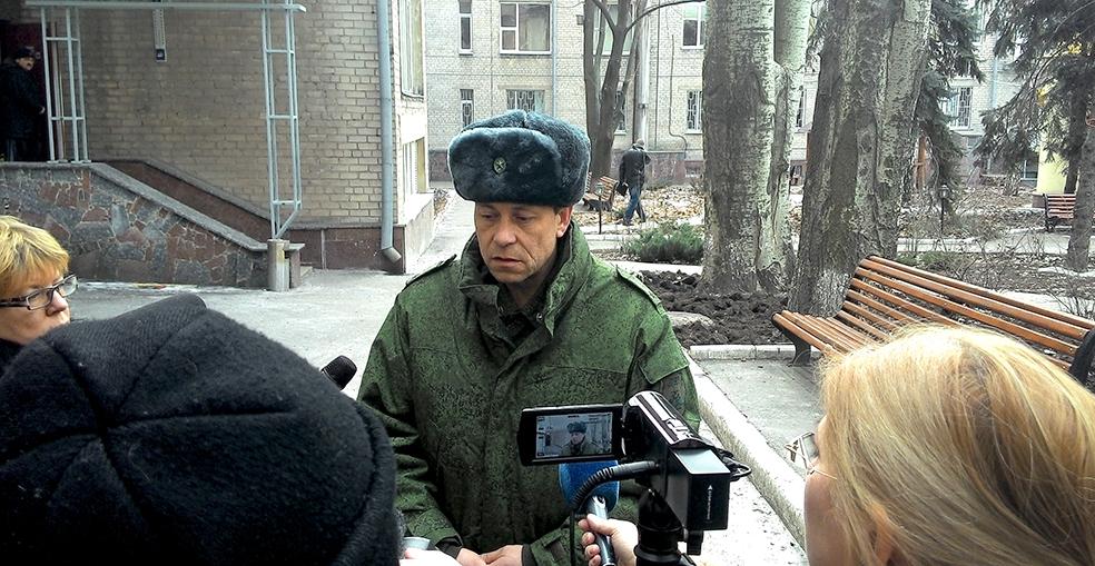 Мой корефан Георгич пиздит с прессой