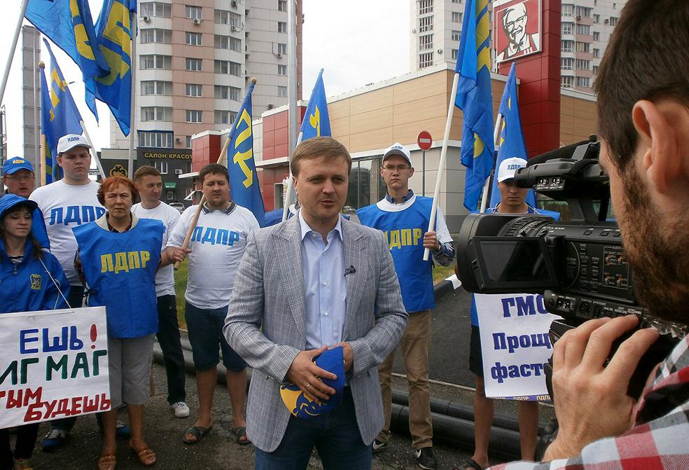 Диденыч покоряет бредовыми идеями Новокузнецк