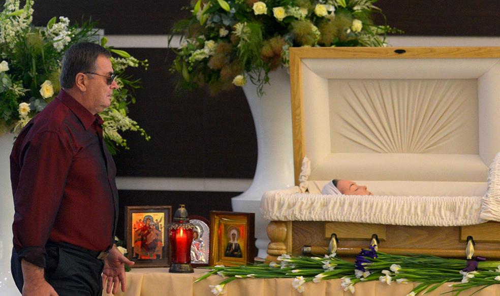 Жанна Фриске смерть певицы детали похорон фото  StarHitru