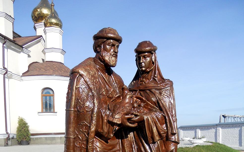 Шоколадная парочка в Ленинске-Кузнецком