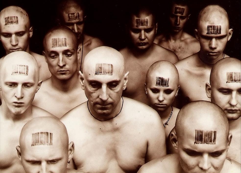 Рабам положено будет начертание на чело их