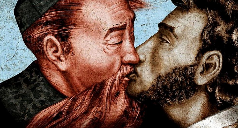 С Пушкиным в дёсны