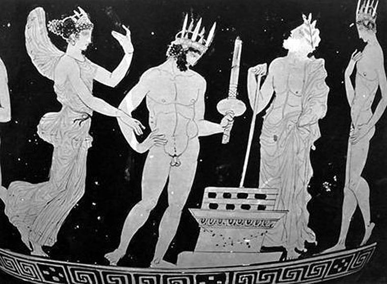 Как это было у греков