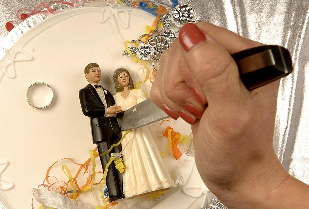 порча на свадебное фото