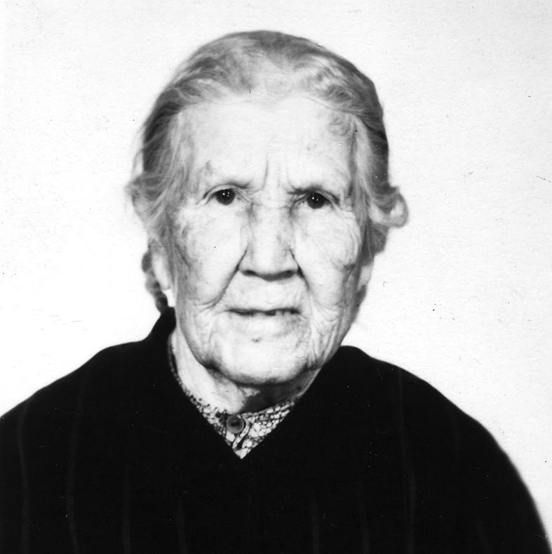 Моя бабка-староверка