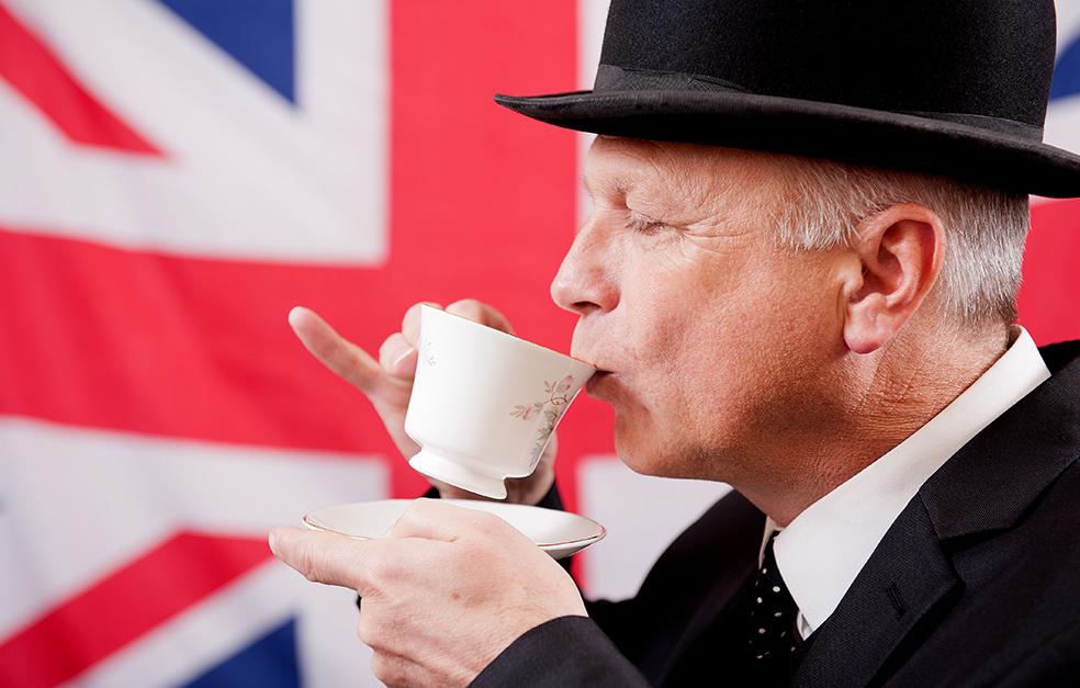 Падение Британии