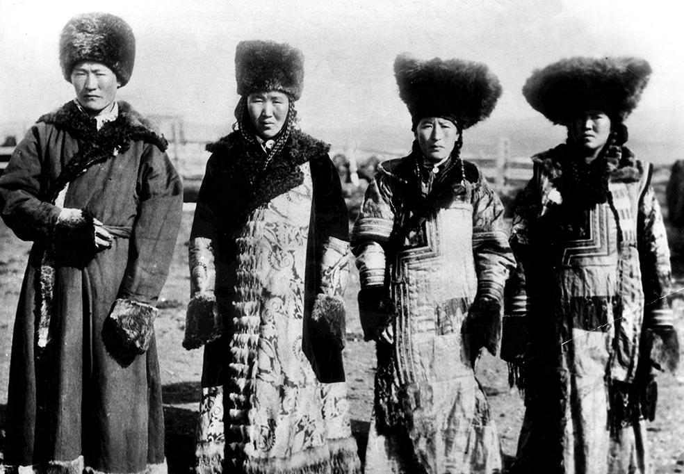 Енисейские татары тянутся к культуре
