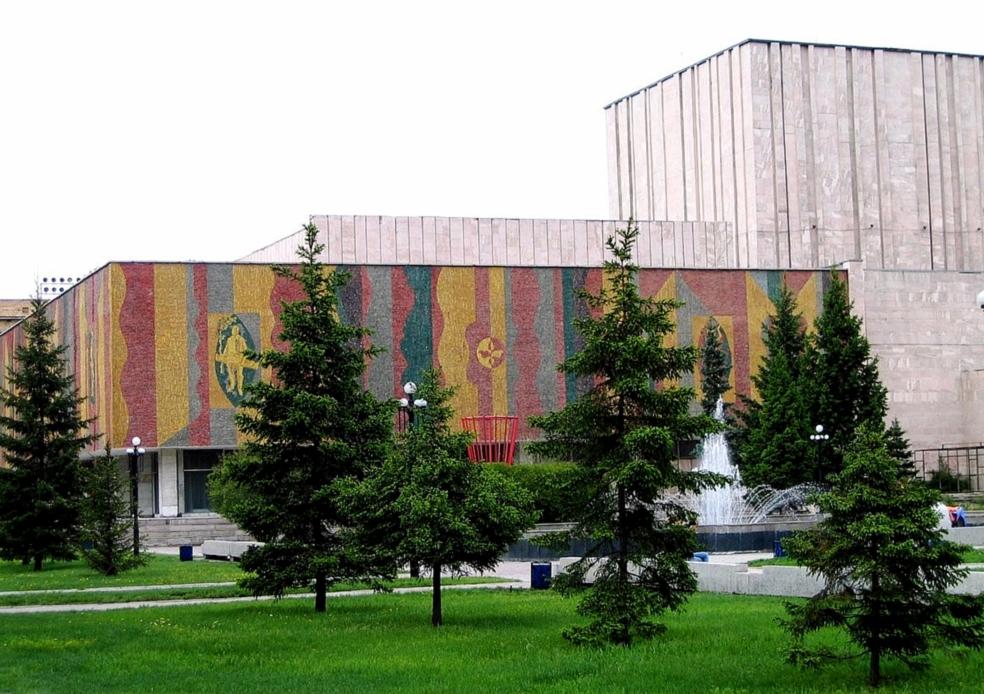 Театр-коммуналка в Абакане