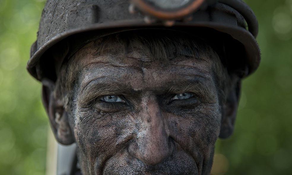 Угольных копей раб