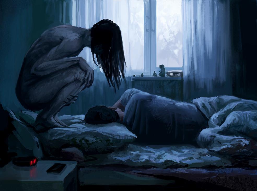 Кошмар ночей моих