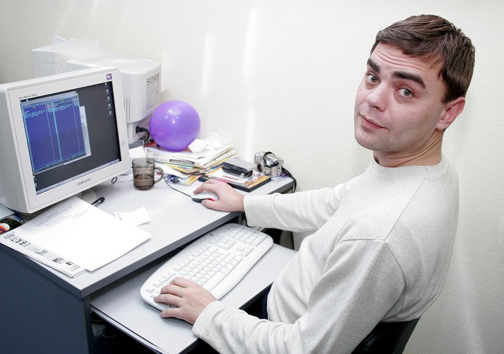 Димка Шехурдин в лучшие времена