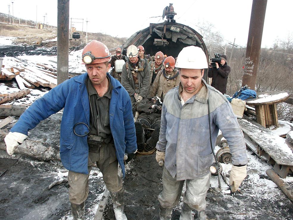 Ещё один трупешник в цене тонны угля