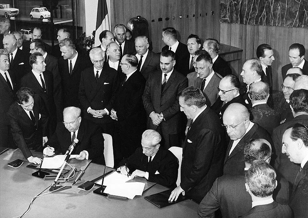 Контракт века подписан