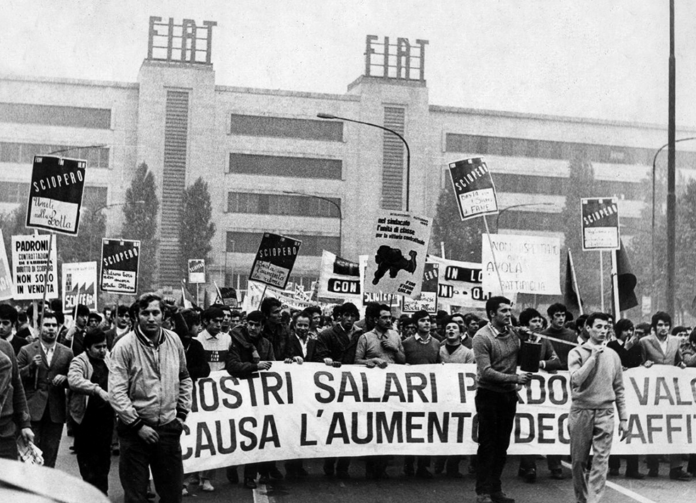 Итальянские пролетарии шутить не любят