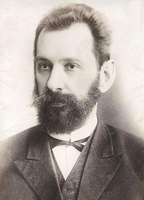 Профессор Зайцев