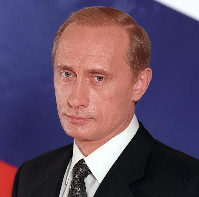 Путин  2000