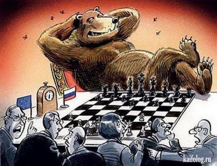 Putin-Chess-master