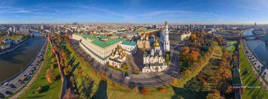 Москва_Кремль