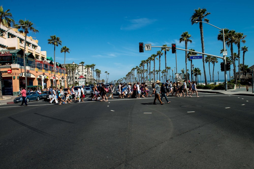 Beach is in this california town's name, but it offers much more